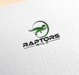 Raptors Wild Logo - Entry #123