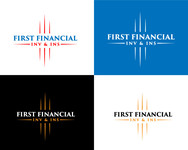 First Financial Inv & Ins Logo - Entry #63