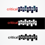Critical Frequency Logo - Entry #14