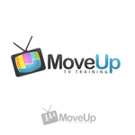Move Up TV Training  Logo - Entry #103