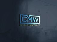 CMW Building Maintenance Logo - Entry #467