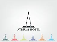 Atrium Hotel Logo - Entry #20