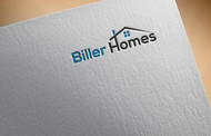 Biller Homes Logo - Entry #138