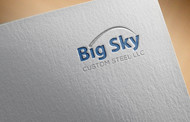 Big Sky Custom Steel LLC Logo - Entry #105