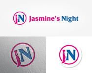 Jasmine's Night Logo - Entry #322