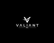 Valiant Inc. Logo - Entry #90