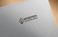 Wisemen Woodworks Logo - Entry #188