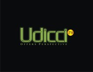 Udicci.tv Logo - Entry #18