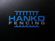 Hanko Fencing Logo - Entry #55