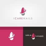 icarenails Logo - Entry #144