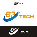 B3 Tech Logo - Entry #141