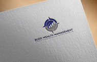 Budd Wealth Management Logo - Entry #24