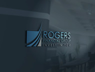 Rogers Financial Group Logo - Entry #75