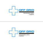 Off Grid Preparedness Supply Company Logo - Entry #36