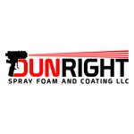 Dun Right Spray Foam and Coating LLC Logo - Entry #41