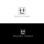 TRILOGY HOMES Logo - Entry #110