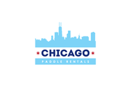 Chicago Paddle Rentals Logo - Entry #149