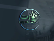Green Wave Wealth Management Logo - Entry #323