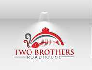 Two Brothers Roadhouse Logo - Entry #43