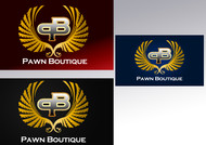 Either Midtown Pawn Boutique or just Pawn Boutique Logo - Entry #83
