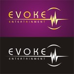 Evoke or Evoke Entertainment Logo - Entry #49