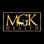 MGK Wealth Logo - Entry #404
