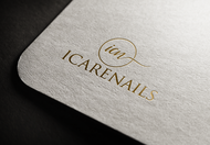 icarenails Logo - Entry #54