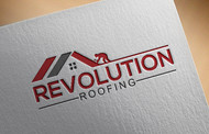 Revolution Roofing Logo - Entry #277
