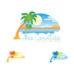 Ana Carolina Fine Art Gallery Logo - Entry #222