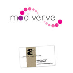 Fashionable logo for a line of upscale contemporary women's apparel  - Entry #29