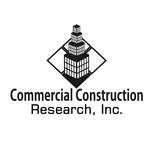 Commercial Construction Research, Inc. Logo - Entry #113