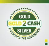 Gold2Cash Logo - Entry #15