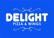 DELIGHT Pizza & Wings  Logo - Entry #53