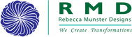 Rebecca Munster Designs (RMD) Logo - Entry #218