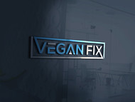 Vegan Fix Logo - Entry #285
