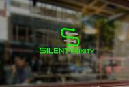 SILENTTRINITY Logo - Entry #179