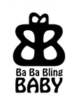 Ba Ba Bling baby Logo - Entry #91