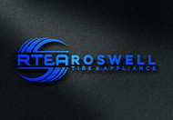 Roswell Tire & Appliance Logo - Entry #93