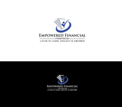 Empowered Financial Strategies Logo - Entry #229
