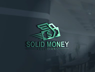 Solid Money Solutions Logo - Entry #75