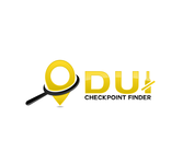 DUI Checkpoint Finder Logo - Entry #71