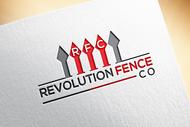 Revolution Fence Co. Logo - Entry #262