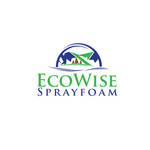 EcoWise Sprayfoam Logo - Entry #50