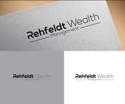 Rehfeldt Wealth Management Logo - Entry #373