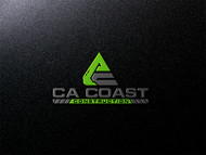 CA Coast Construction Logo - Entry #83