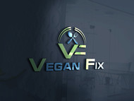 Vegan Fix Logo - Entry #51