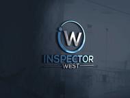 Inspector West Logo - Entry #8
