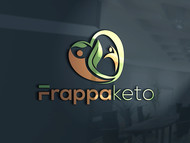 Frappaketo or frappaKeto or frappaketo uppercase or lowercase variations Logo - Entry #32