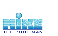Mike the Poolman  Logo - Entry #46