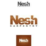 nesh carpentry contest Logo - Entry #11